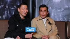 扫毒2天地对决 独家专访主演刘德华古天乐