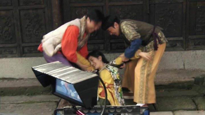 笑功震武林 花絮2:拍摄花絮 (中文字幕)