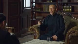 蒋介石和何应钦闲聊