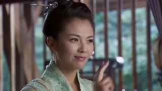 《妈祖》刘涛又美又可爱,是个惹人爱的姑娘