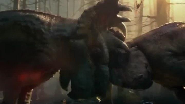 与恐龙同行 香港预告片1 (中文字幕)