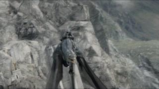 飞龙出战 敌军竟然开外挂
