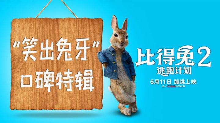 比得兔2:逃跑计划 花絮2:口碑特辑 (中文字幕)