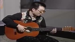 《雨一直下》吉他教学弹唱 吉他教学视频初学者