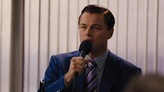 """华尔街之狼 """"我不离开""""片段"""