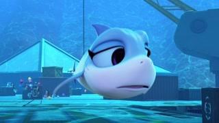 潜艇总动员:海底两万里:独眼鲨竟然是妻管严 女儿任性找包裹