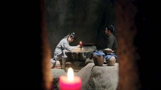 《皇甫神医》皇甫谧在山洞中生活看病 难道是不打算管神针堂了