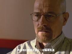 《绝命毒师》布莱恩-克兰斯顿采访视频