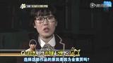《想你》拍摄现场吕珍九金素贤接受采访