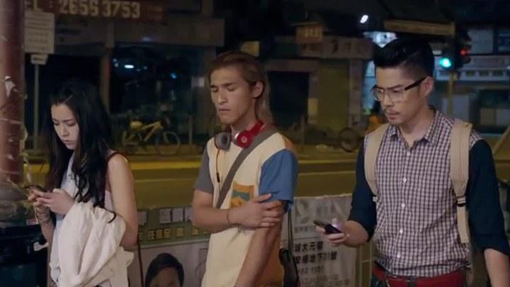 那夜凌晨,我坐上了旺角开往大埔的红VAN 香港预告片