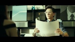 王梓变身海报设计师再次见到孟云