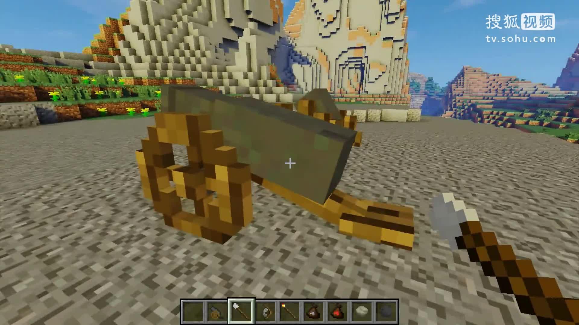我的世界minecraft籽岷的模组介绍