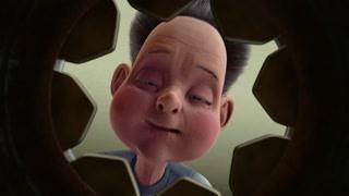 只有奶奶知道卢卡斯变蚂蚁了  笑掉假牙太可爱了