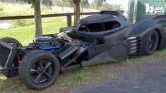 MV 之国外达人自制蝙蝠车