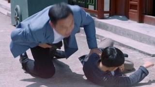 狡猾的刘权利用一个孩子做掩护,从张汉超眼皮底下逃跑了