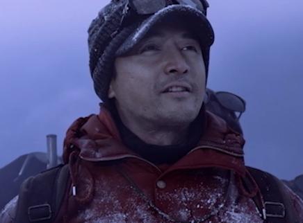 """《攀登者》""""高光时刻""""路演视频 攀登联盟二次冲顶"""