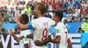 凯恩戴帽,英格兰6-1巴拿马晋级
