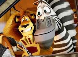 《马达加斯加3》中文特辑 老朋友新笑点妙趣横生