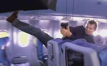 《空中营救》发布动作英雄特辑 连姆·尼森显身手