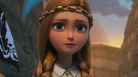 《冰雪女王4:魔镜世界》曝终极预告,科技魔法正面对决点燃暑期