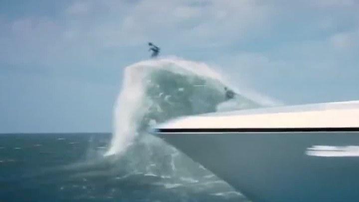 波西·杰克逊与魔兽之海 片段5:Escape