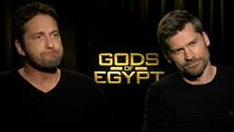 《神战:权力之眼》采访混剪 电影讲述的是爱和复仇