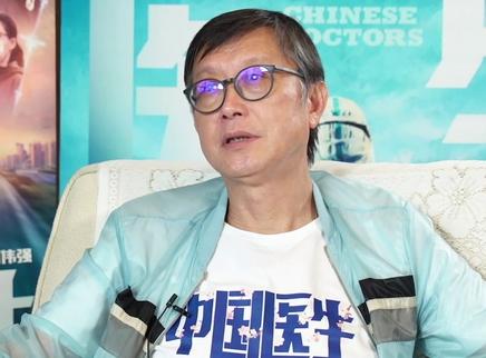 《中国医生》刘伟强挑战从影最难拍电影:医学顾问可现场随时喊cut