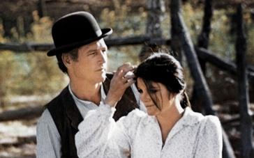 《虎豹小霸王》片段 保罗·纽曼与恋人农场嬉戏