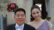 黎姿与老公结婚12周年