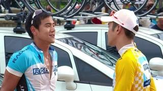 炫光队的韩籍车手郑知元为主攻手 成为其他车队的假想敌