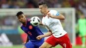 J罗助攻法尔考破门 哥伦比亚3-0送波兰出局