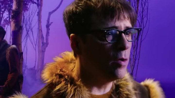 冰雪奇缘2 MV2:Weezer演唱片尾曲《Lost in the Woods》