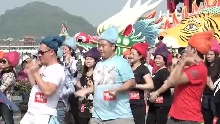 魔发精灵 MV1:舞蹈版 (中文字幕)