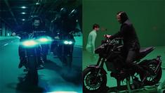 疾速追杀3 幕后特辑之摩托车追杀