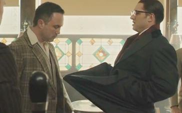 《传奇》精彩片段 两兄弟遭黑帮组织恐吓毫不畏惧