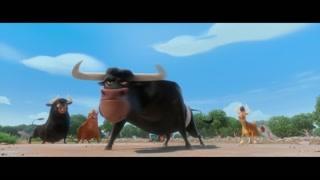 费迪南德与其他动物伙伴一起跳舞