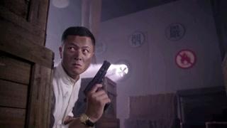 《游击英雄》演技全在眼神上林江国的杀手锏