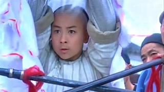 《少年黄飞鸿》释小龙进来看帅哥啦