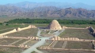 西夏人修建帝陵也耍小心机 月城成为确立9座帝陵突破口