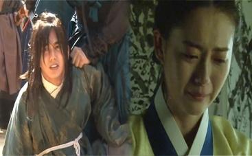 《朝鲜魔术师》中文特辑 俞承豪挨打高雅拉落泪
