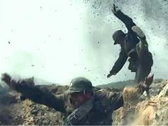 壮士出川:炮火覆盖川军阵亡