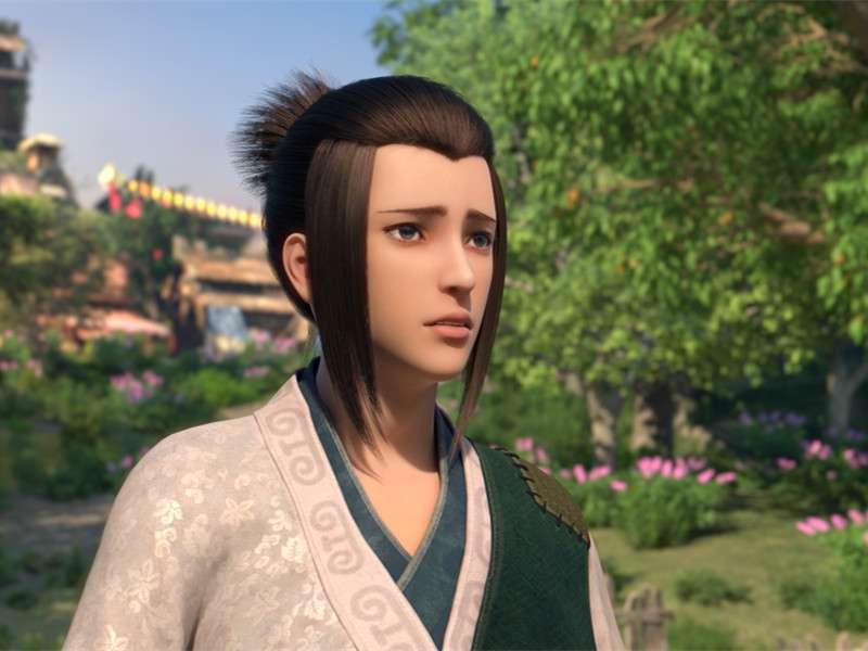 《风语咒》正片片段 所有人物都叫王富贵?