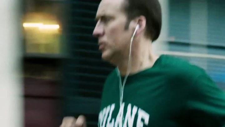 奔跑者 预告片