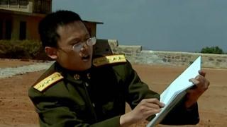 指导员被王宝强感动到爆表!忍住拿出纸笔现场创作!