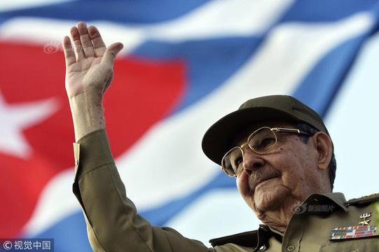 """古巴告别近60年""""卡斯特罗时代"""" 组图回顾劳尔平生"""