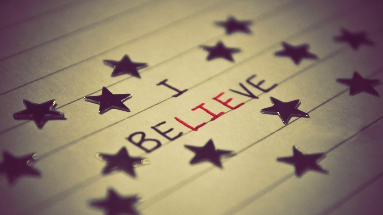 手写爱;文字;我相信;星星;日最新;搜狗壁纸