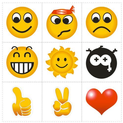 表情 qq表情素材 新qq表情含义图解 新版qq表情含义 微信怎么用qq表情 游戏屋 表情