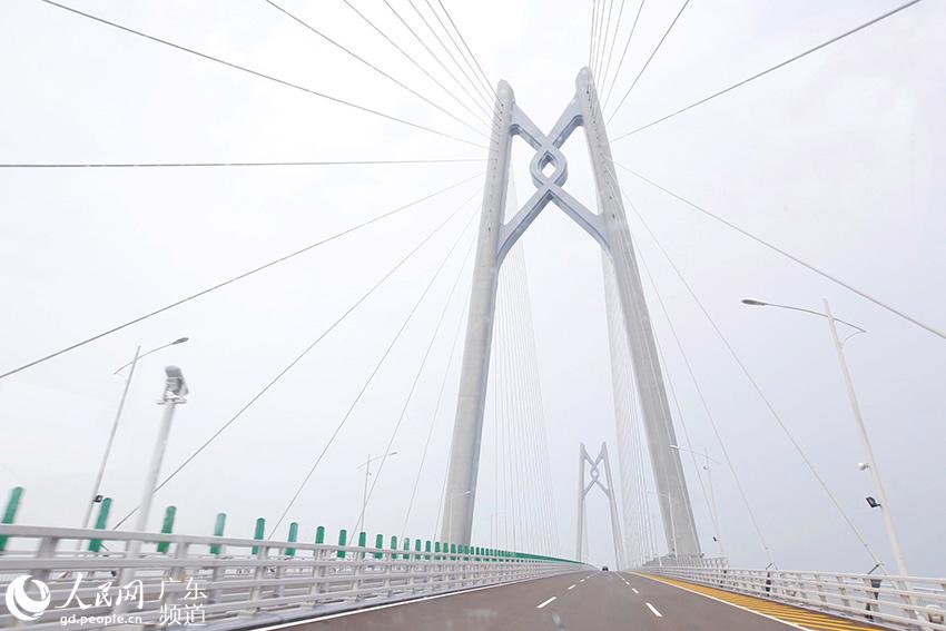 表情 港珠澳大桥将实现珠海澳门与香港陆路对接 海外网 表情