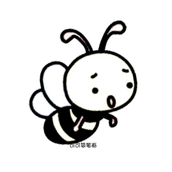 表情 小蜜蜂简笔画简笔画表情小蜜蜂图片简笔画小蜜蜂图片小狗简笔画 表情