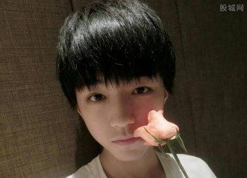 表情 王俊凯玫瑰素描画 好看的画大全 表情